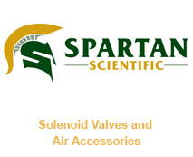Spartan Scientific: Solenoid Valves & Air Accessories